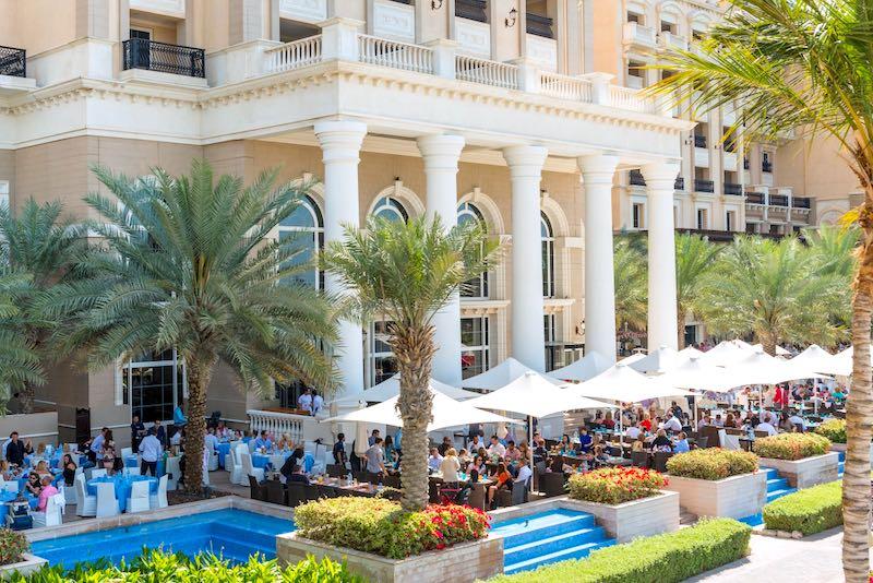Image courtesy of The Westin Dubai Mina Seyahi Beach Resort & Marina