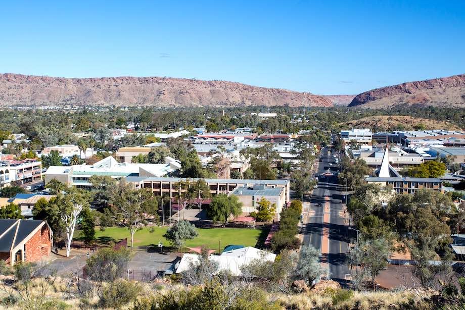 Alice Springs travel guide