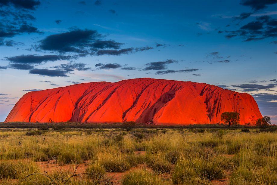Ten top Australian outback campervan destinations